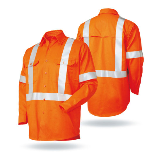 Wholesale Safety Work Wear, Reflective Jacket of Chinese Supplier