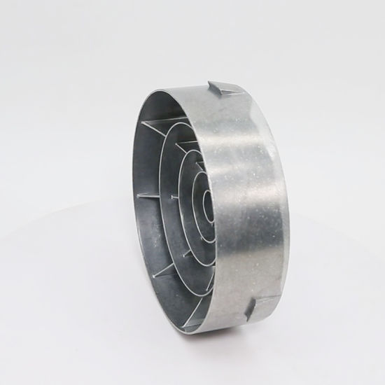 Hot Sales Aluminum Die Casting Part for Electronic Air Outlet pictures & photos