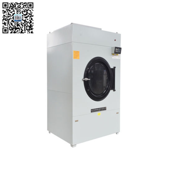 Ce Approved Commercial Industry Dryer Machine Used in Hotel & Laundry (SWA-50KG)