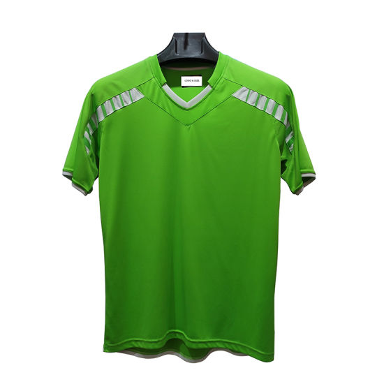 Sublimation New Design Soccer Jersey