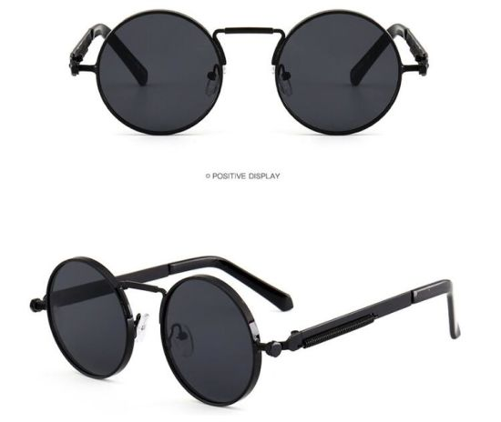 2019 Vitange Round Ready Made Sunglass pictures & photos