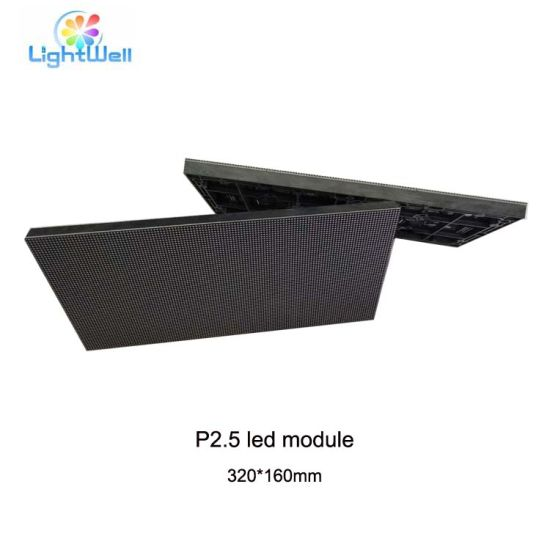 P2 P2 5 P3 P4 P5 Indoor RGB LED Panel Display Small Pixel LED Video Wall  Module for Flexible Screen