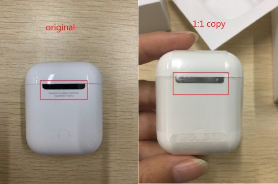 China Oem 1 1 Quality High Copy Airpod Wireless Bluetooth Headset Earbuds For Iphone X Xr Xs Max China Bluetooth Headset And Bluetooth Earbuds Price
