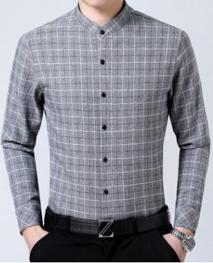 Fashion, Leisure, Individuality, Print, Breathable, Comfortable Men's Shirt