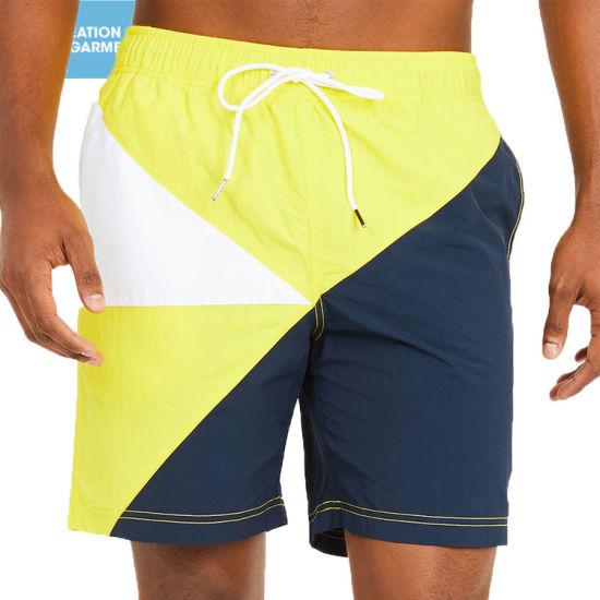 d42b945f9 Waterproof Swim Trunks Private Label Mens Swimwear Shorts Manufacturer