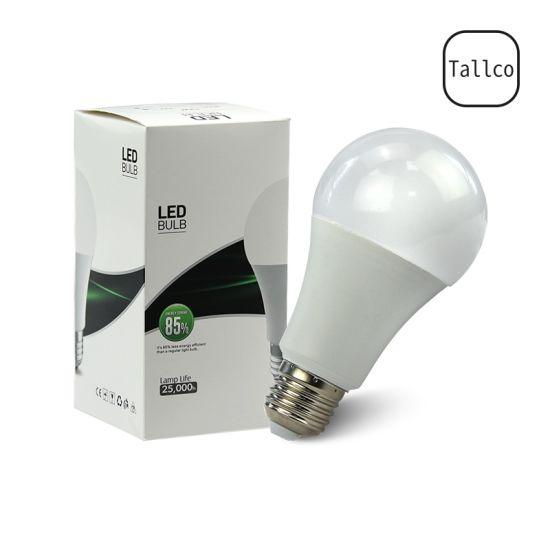LED Bulb Plastic Aluminum 9W E27/B22 Home LED Light