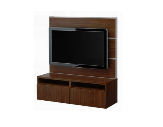 Chinese Furniture Maunfactor Wall Mounted Custom Hotel TV Cabinet