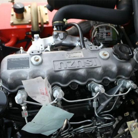 Isuzu C240 Diesel – mechaniker