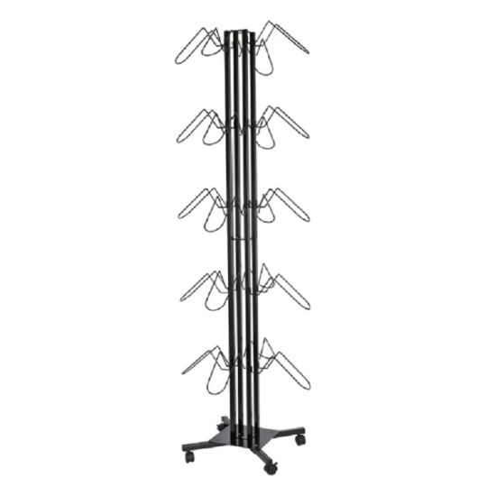 Steel Bicycle Parts Bicycle Display Rack For Helmet Hds 033 China Display Stand And Display Rack Price Made In China Com