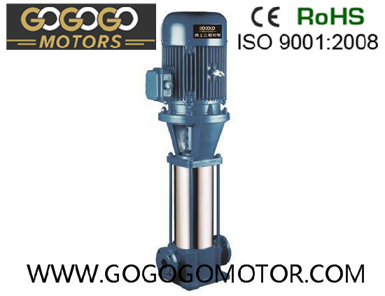 High Pressure Vertical Centrifugal Multistage Booster Water Supply Pump (cdlf)