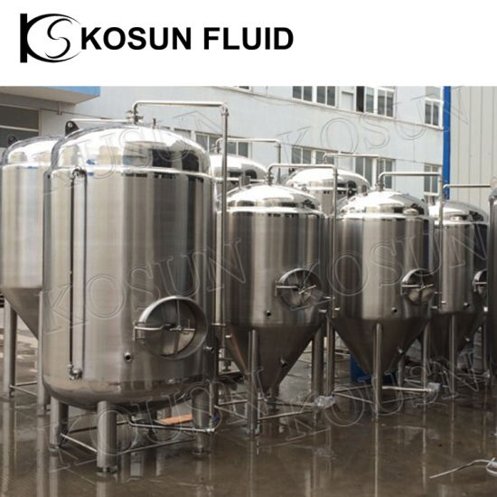 Stainless Steel Commercial Microbrewery Conical Fermenter pictures & photos