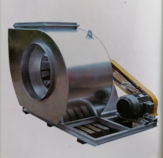 Under 1200 Degree High Temperature Hot Air Citculation Stainless Steel Centrifugal Fan Blower