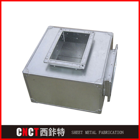 High Quality and Precision Custom Sheet Metal Fabrication Work