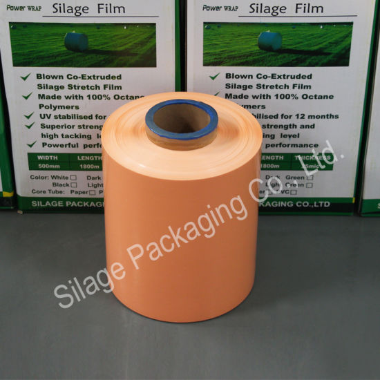 Hot Sale Silage Film, Stretch Film for Forage Packing, Soft Tear Resistance Silage Film pictures & photos