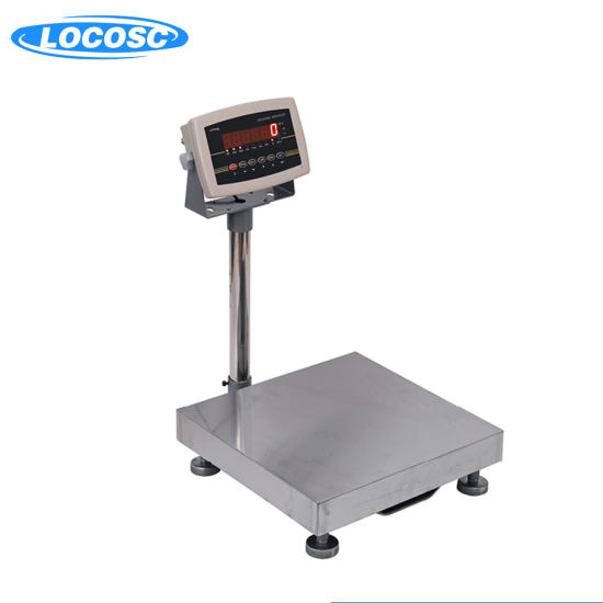 Round Pole RS232 RS485 Bluetooth Weighing Scale