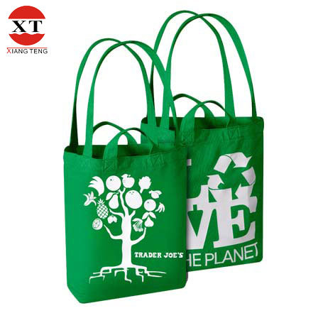 Cotton Canvas Shopping Promotional Tote Bag (FLYDL1001) pictures & photos