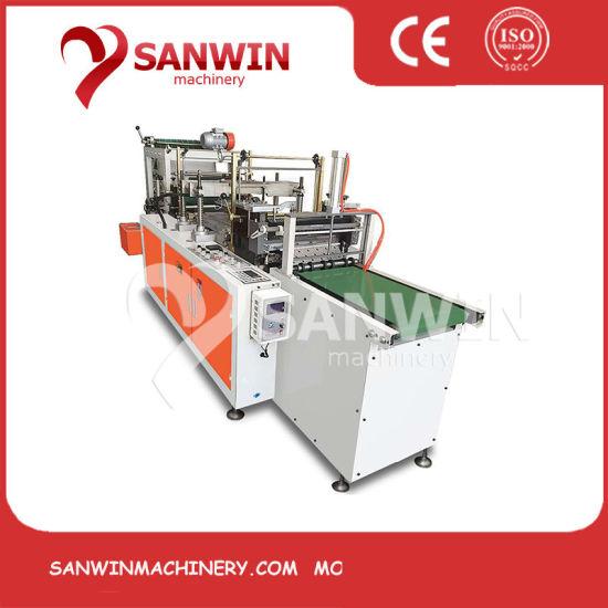 China Disposable PE Glove Making Machine