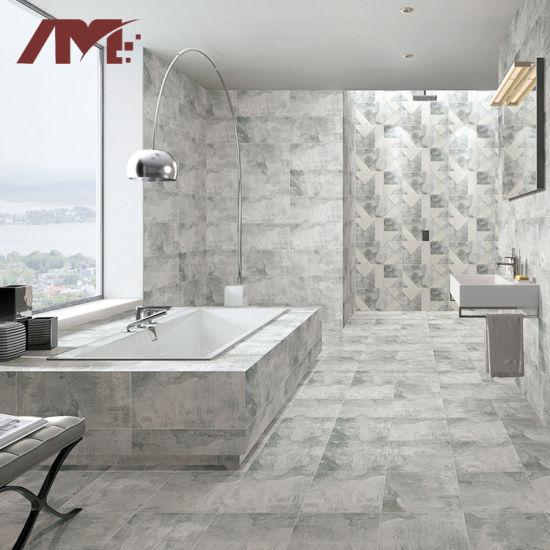 China 300x600 Glazed Tile Polished, Is Glazed Porcelain Tile Good For Bathroom Floors