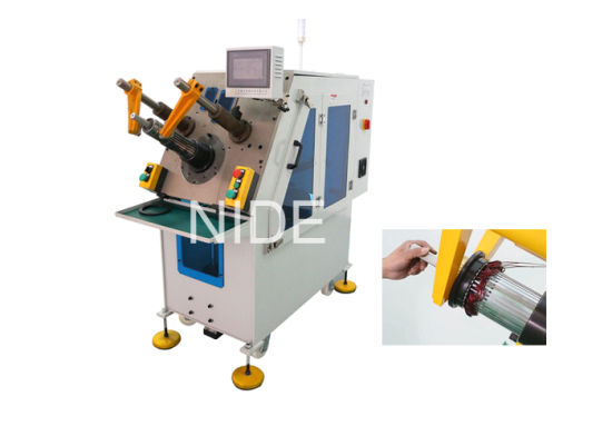 Automatic Compression Motor Stator Coil Winding Inserter pictures & photos