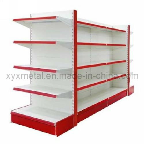 Pegboard Metal Display Shelf Shelving Equipment Gondola Supermarket Rack