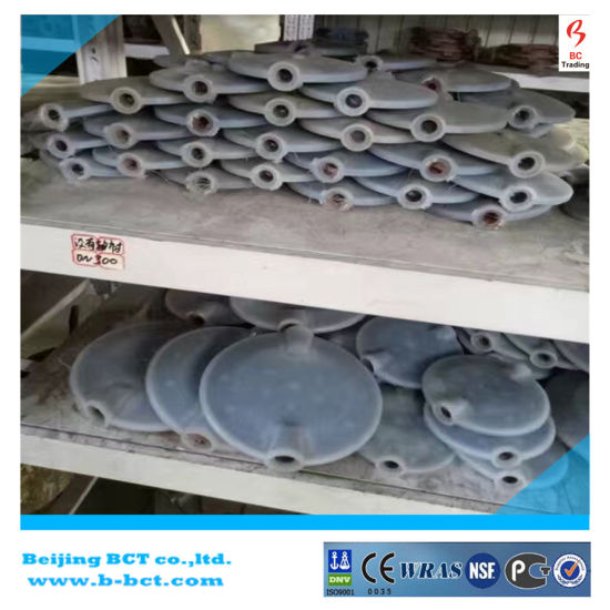 Carbon Steel 2 Part Stem F46 Seal Wafer Butterfly Valve Bct-F46bfv-1 pictures & photos