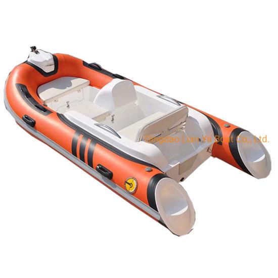 Liya Sailing Sport Yacht Inflatable Marine Motor Boat
