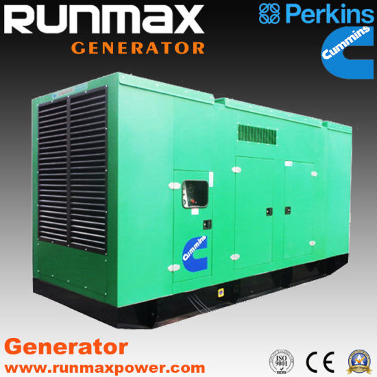 20kVA-1500kVA Super Silent Cummins Power Electric Diesel Generator Set (RM160C2) pictures & photos