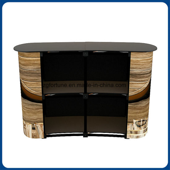 Product Display Pop up Promotion Counter, Pop up Desk, Pop up Receiption pictures & photos