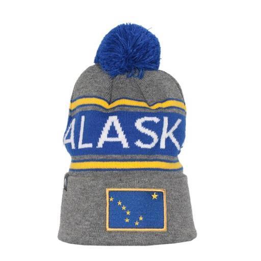 Custom Made Acrylic Knit Soccer Beanie Caps