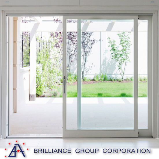 China Interior Double Glazed Door China Folding Door Aluminium