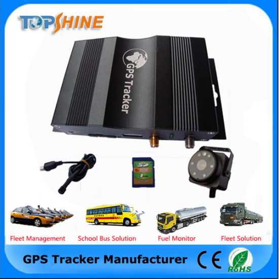 Fuel Sensor RFID Fleet Management Vehicle 3G GPS Tracker pictures & photos