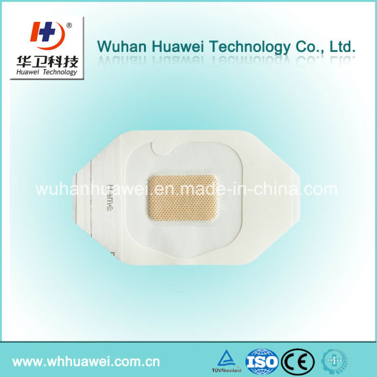 Chinese Transparent Sterile Wound Dressing Manufacture for First Aid