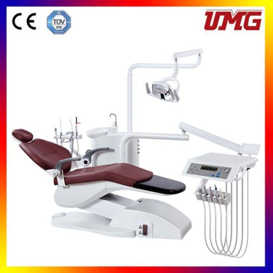 Perfect Design Classic Dental Chair Unit Medical Equipment pictures & photos