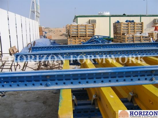 China Timber Beam Formwork for Core Wall and Columns