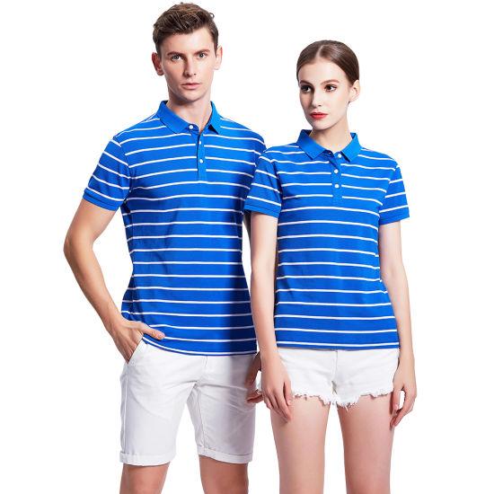 Healong OEM ODM Wholesale Apparel Sport Polo Men Women Fashion Clothes Custom Golf Polo Shirt