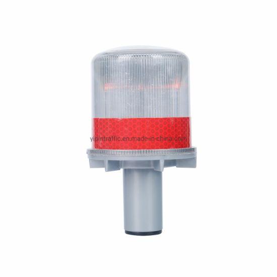 Traffic Cone High Flux Warning Light LED Solar Traffic Cone Emergency Signal Light