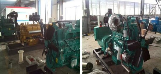 Three Phase 100kw 125kVA Diesel Power Generator pictures & photos