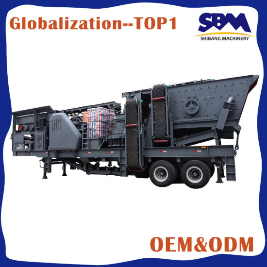 Sell Offer Stone Combination Crusher pictures & photos