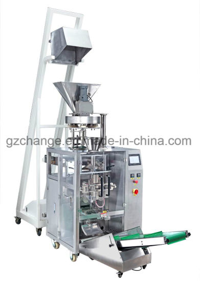 8-10 Heads Weighting Bag Packing Machine pictures & photos