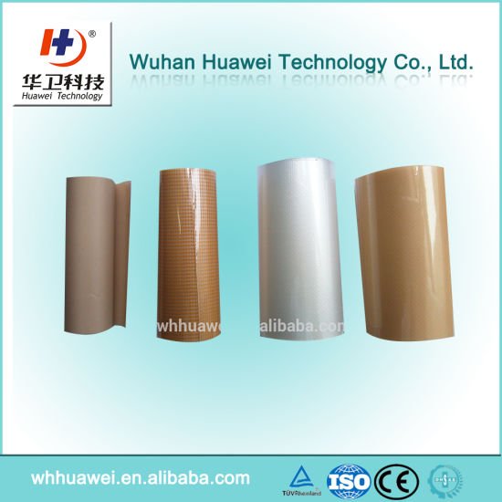 Medical Net Type PE Tape for Band Aid, Bottle Mouth and Protction Patch. Raw Material PE Tape