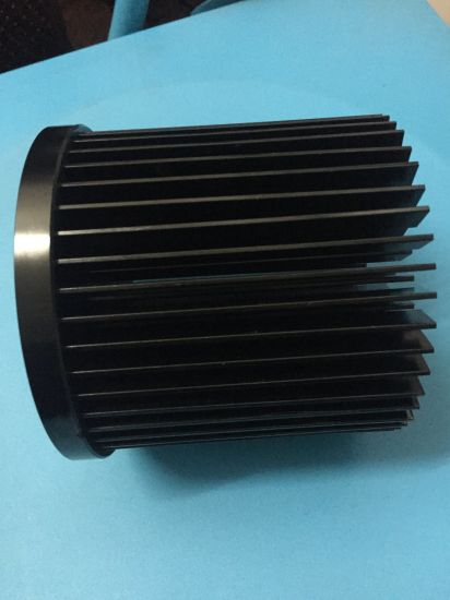 Cold Forging Pin Fin Heat Sink for High Bay LED pictures & photos