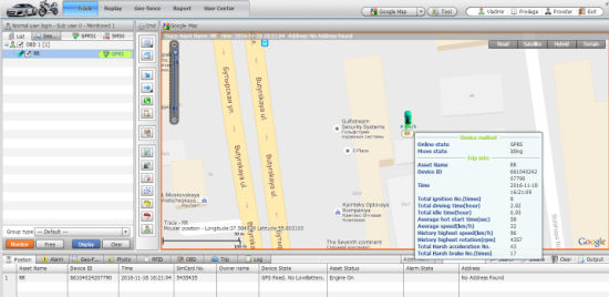 GPS Tracking Software Platform (TS05-KW) pictures & photos