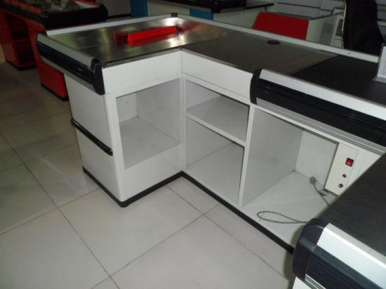 China Shop Checkout Counter Retail Store Cash Counter