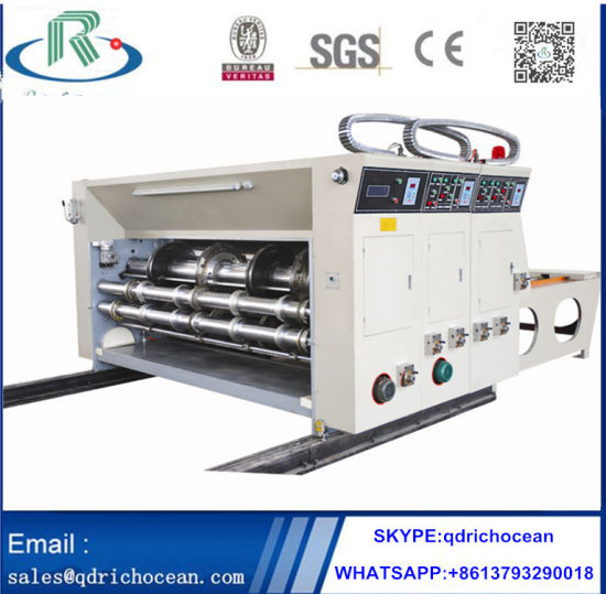 Multi Functional Water Ink Printing Machine pictures & photos