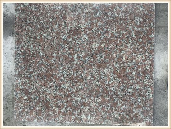 Lowest Price Chinese Manufacturer G687 Granite (Peach Red Color) pictures & photos