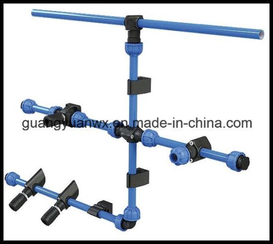 Aluminium Tubes/Pipe for Compressed Air System 6063/6060 T5