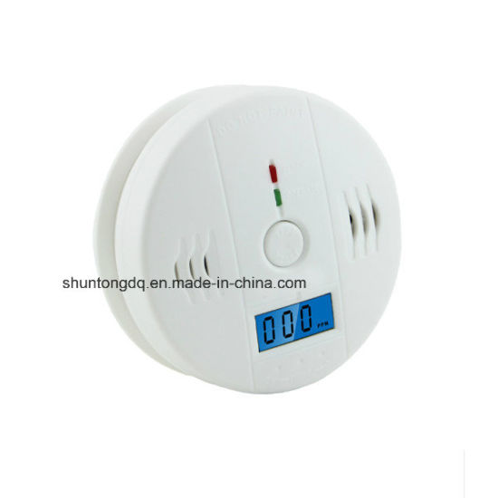 Back To Search Resultssecurity & Protection 85db Carbon Monoxide Alarm Independent Dual Voice Lcd Co Sensor Work Alone Poisoning Warning Alarm Detector