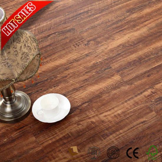 China Best Quality Marble Look Laminate Flooring Medium Embossed