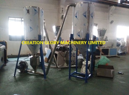 Plastic Extrusion Machinery for Color Master Batch Granulating pictures & photos