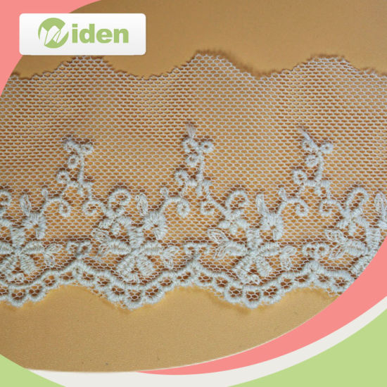 China Fancy Cotton Embroidery Designs Swiss Voile Lace China